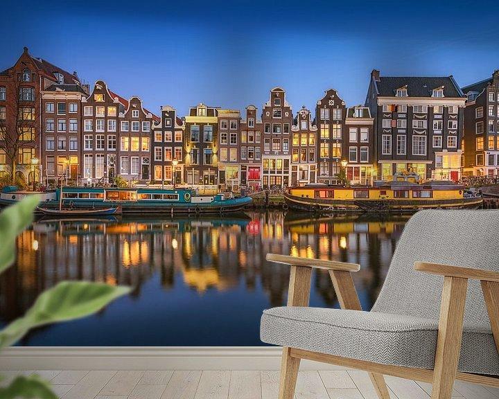 Beispiel fototapete: Amsterdam von Photo Wall Decoration