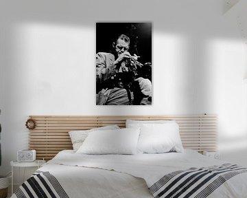 Chet Baker #14 van Paolo Gant