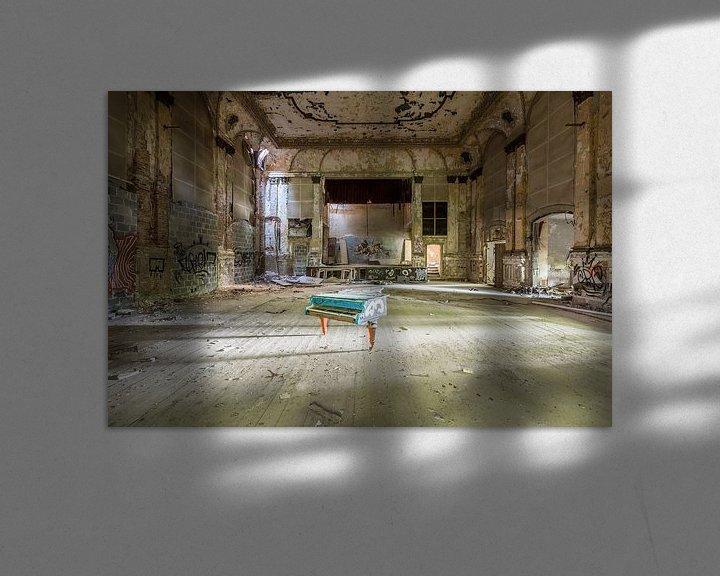 Sfeerimpressie: The ballroom van Oscar Beins