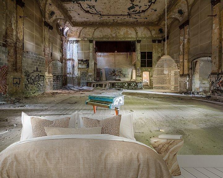 Sfeerimpressie behang: The ballroom van Oscar Beins