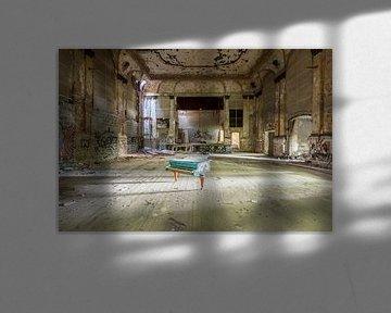 The ballroom von Oscar Beins