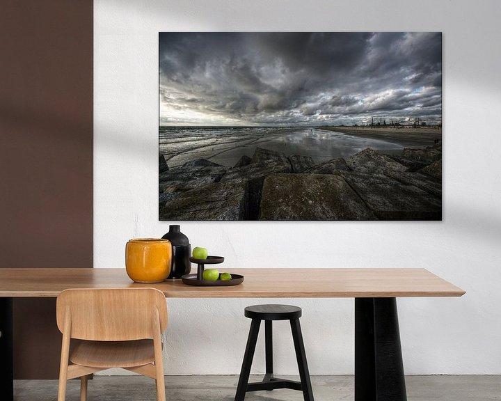 Impression: Noordpier in Wijk aan Zee sur Mike Bing