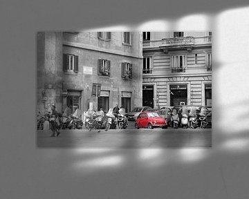 streetlife Rome van Milly van Helden