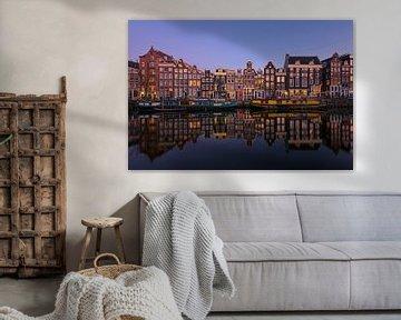 Amsterdam Singel van Pieter Struiksma