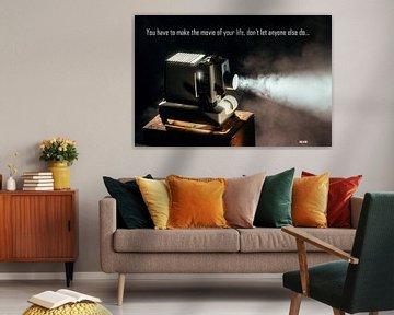 """Inspiration """"Movie"""" van henrie Geertsma"""