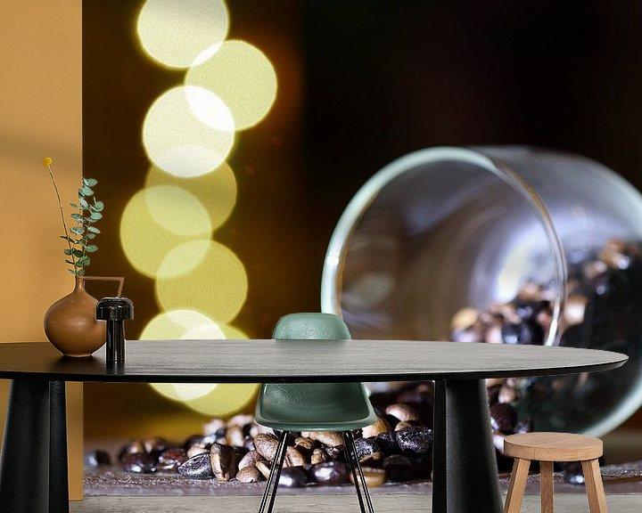Beispiel fototapete: Kaffee von Klaus-Dieter Schulze