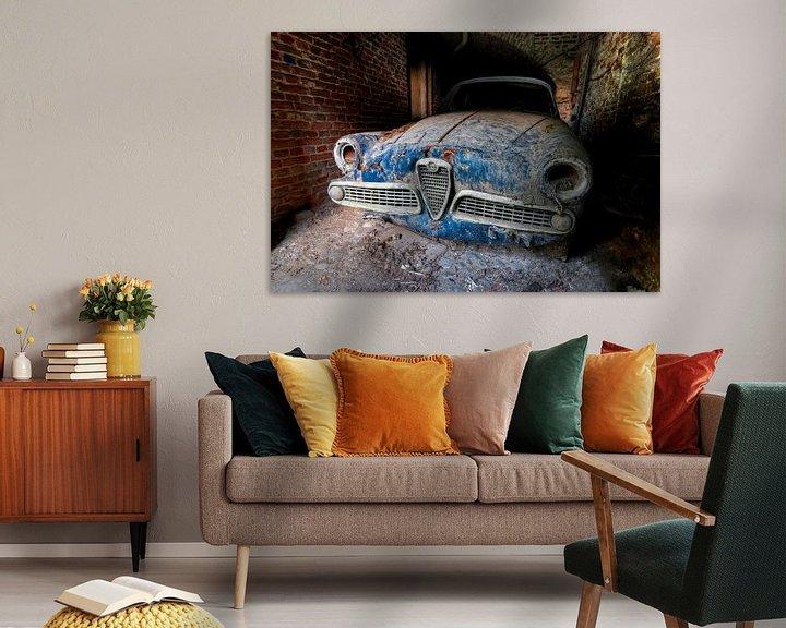 Sfeerimpressie: Lost Alfa Romeo van Wigo Worsseling