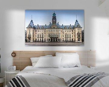 Stadhuis Rotterdam  von Sylvester Lobé