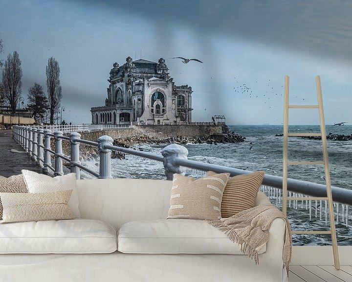 Sfeerimpressie behang: Winter van Esmeralda holman