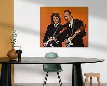 Status Quo Schilderij von Paul Meijering