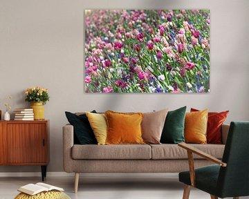 Blumenweide sur Gerda Hoogerwerf