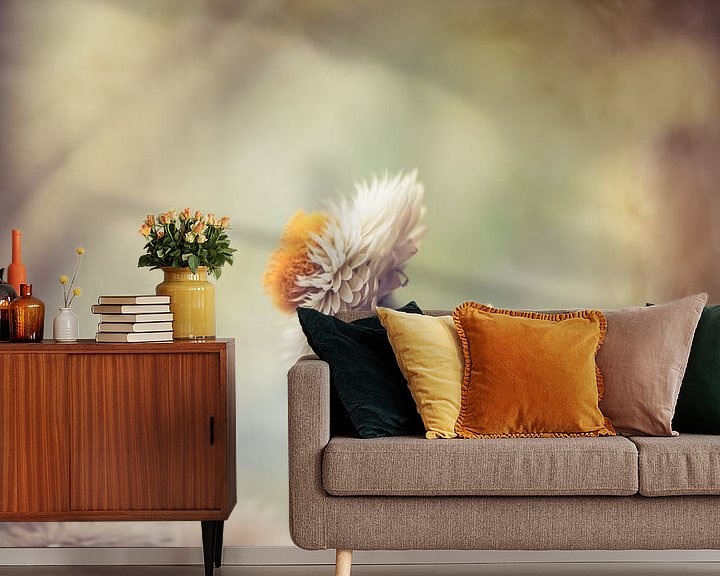 Sfeerimpressie behang: Hoop van Marina de Wit