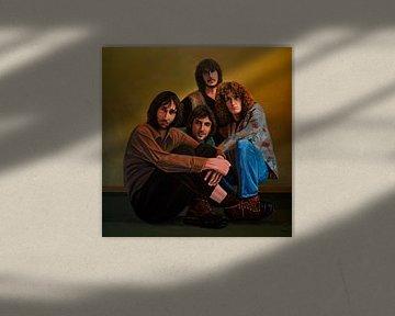 The Who schilderij von Paul Meijering