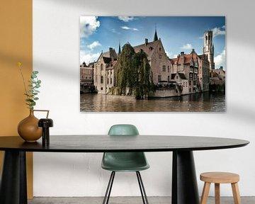 Brugge, stad van de liefde von Ellen Driesse