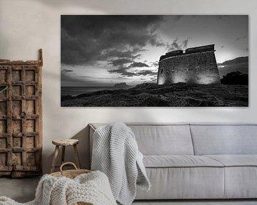 Castell Moraira Spain von Peter Bolman