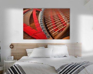 Piano van Marcel van den Hoven