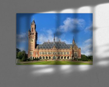 Vredespaleis Den Haag van Jan Kranendonk