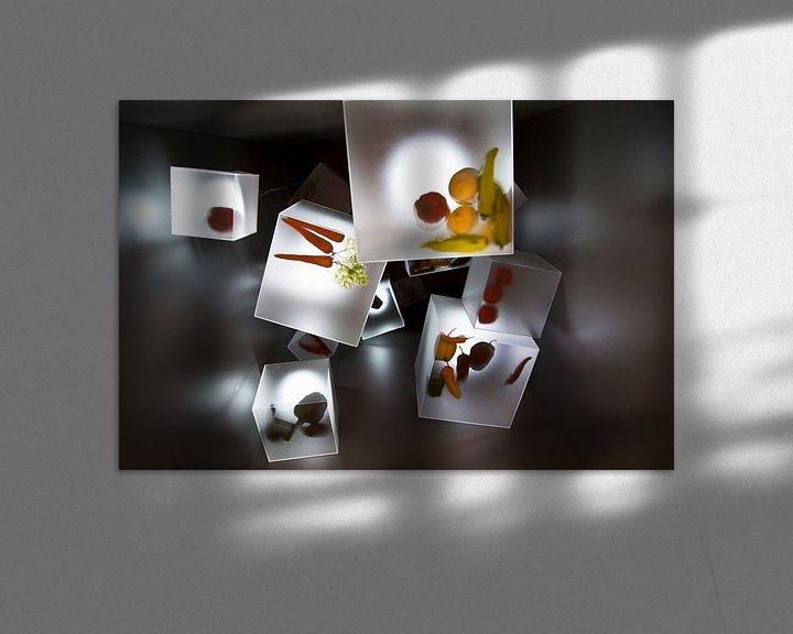 Sfeerimpressie: Floriade 2012 'Cubes' van Greetje van Son