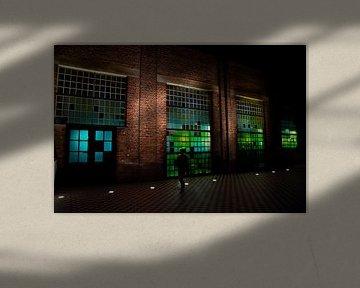 oud gebouw. van Arne Claessens