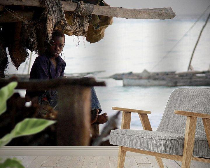 Impression: African Boy sur Robbie Veldwijk