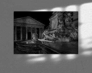 Piazza della Rotonda in Rom von Eus Driessen