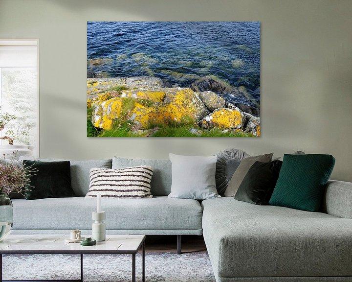 Beispiel: Schotland, de zee bij Isle of Bute von Marian Klerx