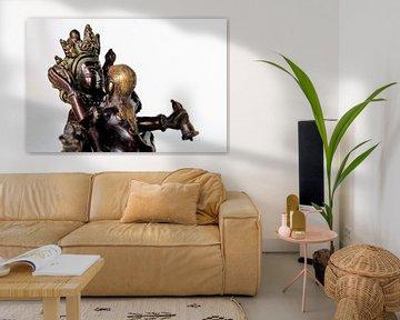 Buddha Sitasamvara van Marian Klerx