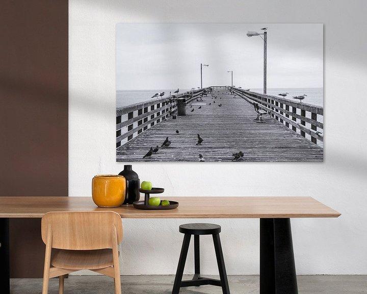 Sfeerimpressie: Goleta Pier van Bas Koster