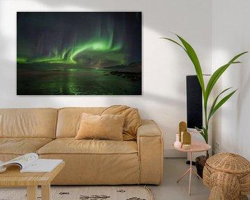 Aurora Borealis - Northern Lights von Babs Boelens