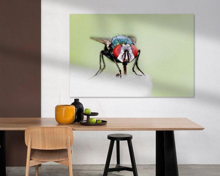 Sfeerimpressie: Just a Fly van Robbie Veldwijk