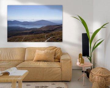 Tongariro National Park Nieuw Zeeland van Jeroen Meeuwsen
