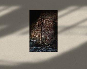 Urbex kunst en geschiedenis van Steven Dijkshoorn