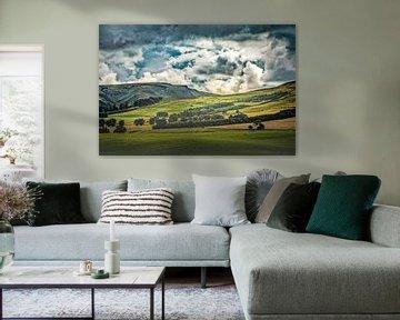 mighty clouds van Freddy Hoevers
