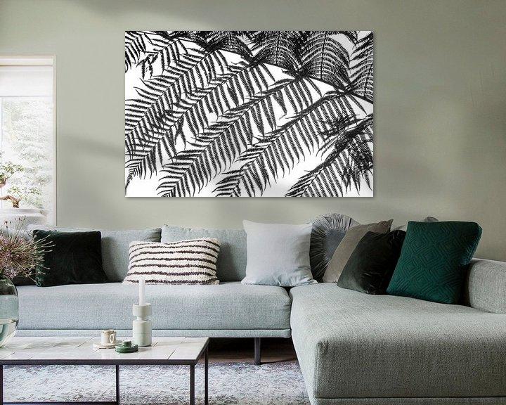 Sfeerimpressie: Varen, zwart wit van Rietje Bulthuis
