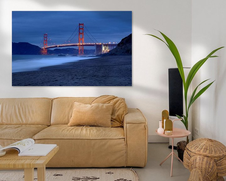 Sfeerimpressie: San Francisco van Marianne Bal