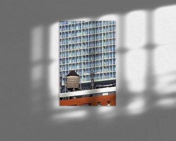 Watertoren, Montevideo sur Andrew Chang