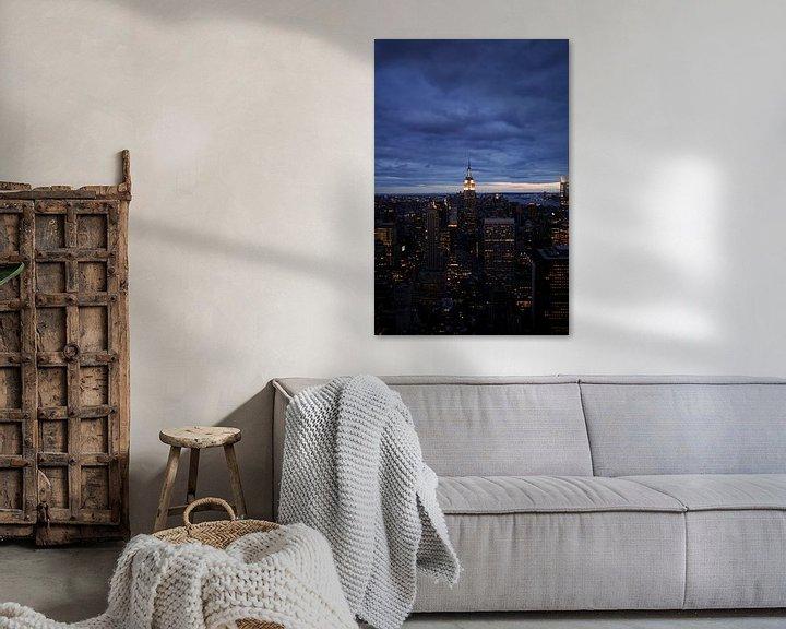Beispiel: New York, New York!! von Marianne Bal