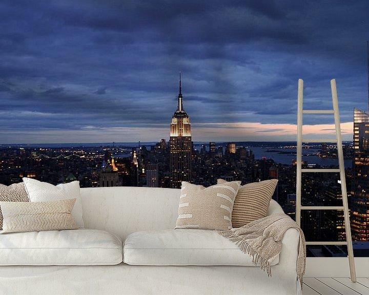 Beispiel fototapete: New York, New York!! von Marianne Bal