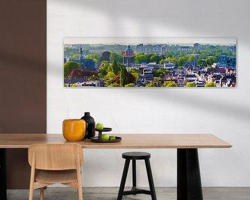 Groningen Skyline van Jacco van der Zwan