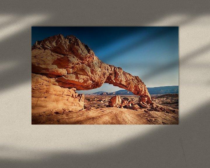 Sfeerimpressie: Sunset Arch van Nanouk el Gamal - Wijchers (Photonook)
