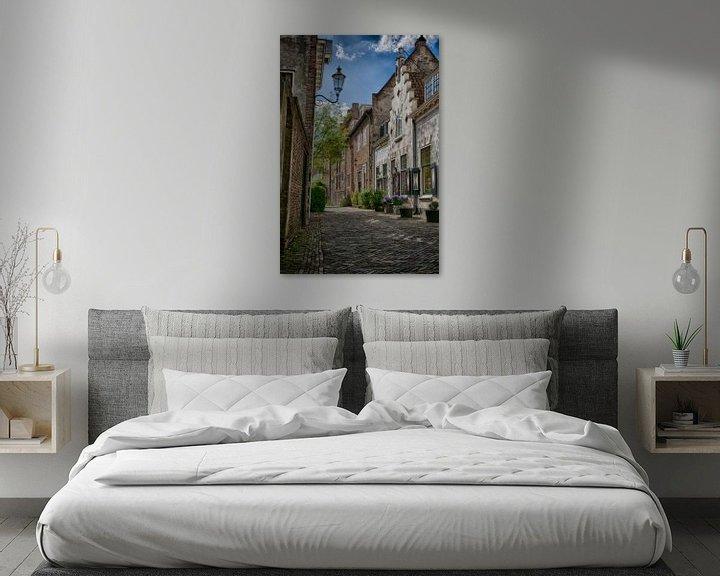 Sfeerimpressie: Muurhuizen Amersfoort van Manuel Speksnijder