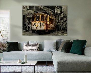 Tram van Marga Buitendijk