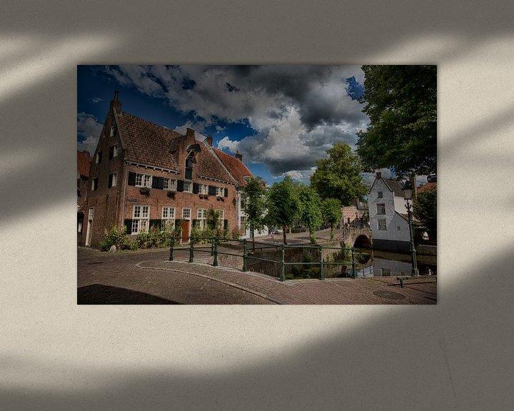 Sfeerimpressie: Nieuweweg Amersfoort van Manuel Speksnijder