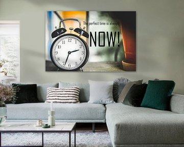 """Inspiration """"Now"""" van henrie Geertsma"""