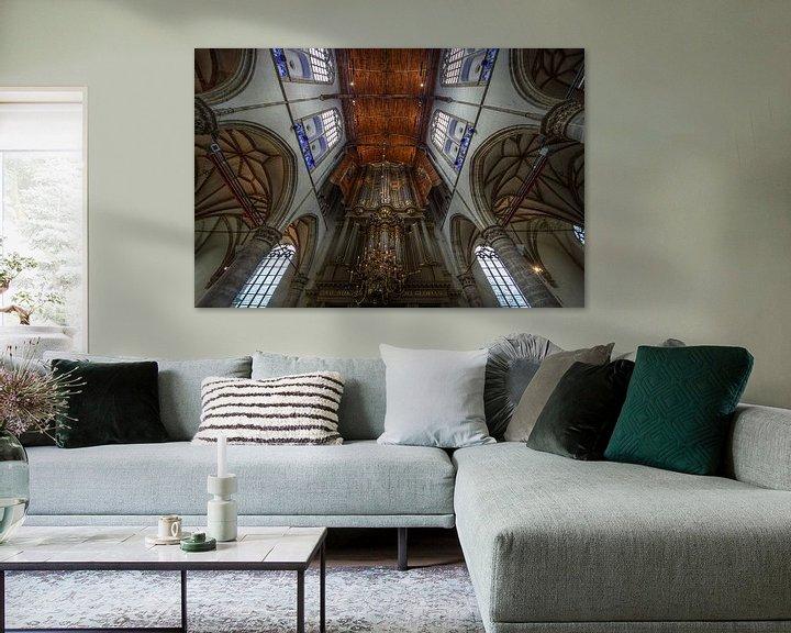 Impression: Grote Sint Laurenskerk Alkmaar sur Mike Bing