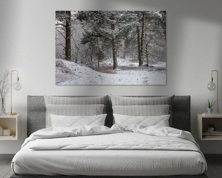 Sfeerimpressie: White Forest van William Mevissen