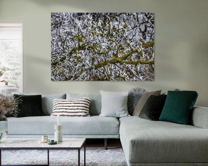 Sfeerimpressie: Rijp en groen van Frans Blok