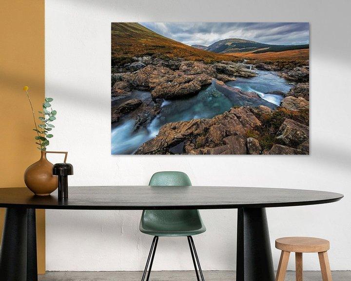 Sfeerimpressie: Schotland & Landschap van Steven Dijkshoorn