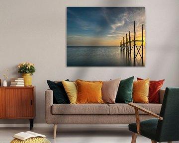Steiger van Sil - Texel von Texel360Fotografie Richard Heerschap