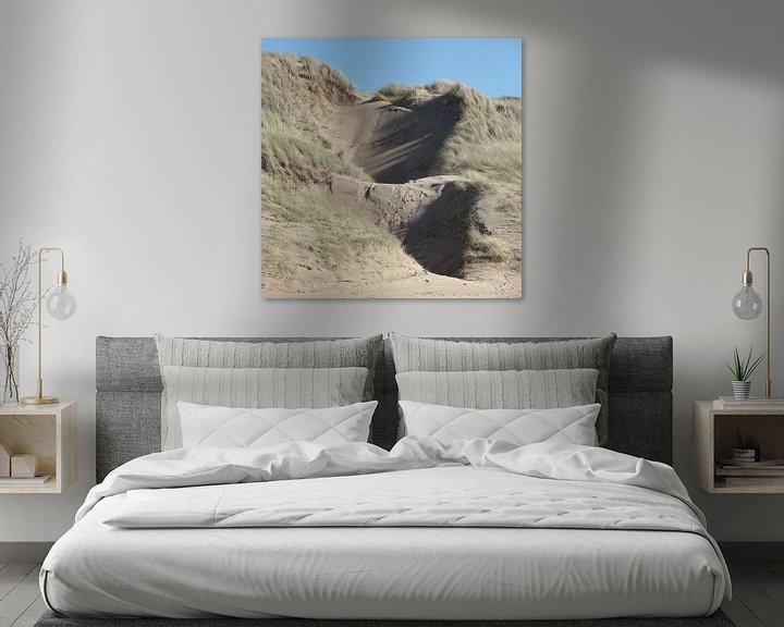 Sfeerimpressie: Duinenpan Bergen aan Zee van Ronald Smits